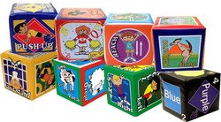 Oversized Foam Cubes & Puzzles - Early Childhood