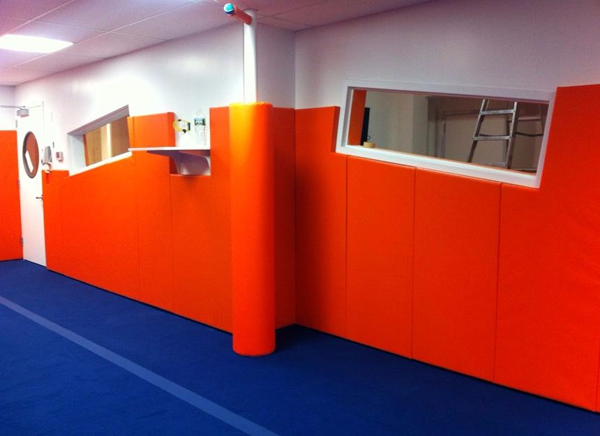 Indoor Wall Padding | Play Area