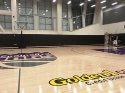 Basketball Wall Padding | Sac Kings