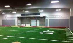 Indoor Wall Padding | Football