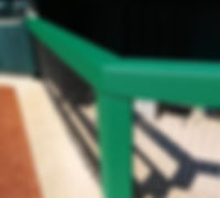 Sports - Perma Rail - Baseball - Field Padding