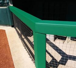 Rail & Wall Padding   All Sports