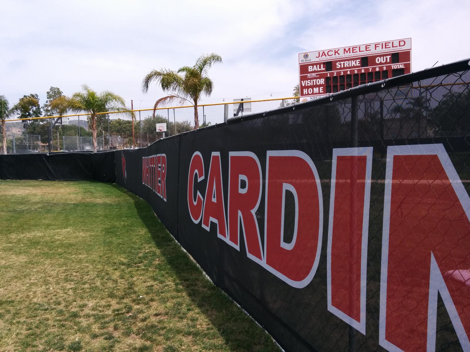 Baseball Dugout Fence Screen : Wall pads stadium padding landing mats sports venue