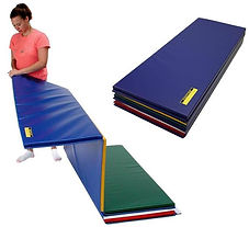 SportsPadding - Landing Mats - Gymnastics - Gym - Floor Mats - Gymnasium - Martial Arts - Stunts - Climbing