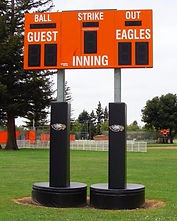 Field - Wall Pads - Post Padding - Graphics