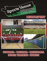 Sports Venue Padding - Multi-Sport Catalog