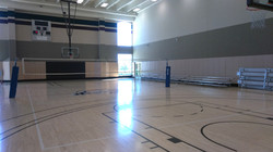 Volleyball Court Wall Padding