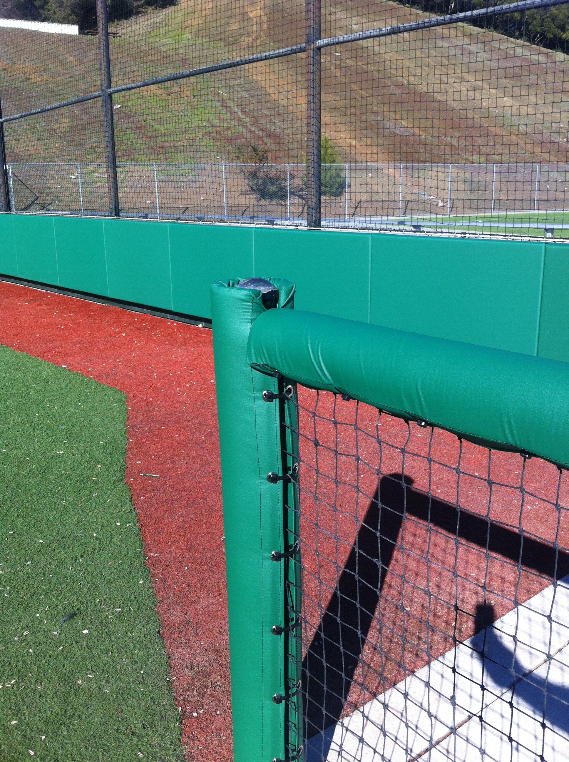 Sports Field | Rail & Wall Padding