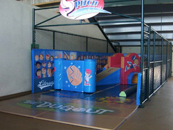 Padded children's play center - Obstacle Courses - Graphic Printed vinyl covered foam-SportsVenuePad