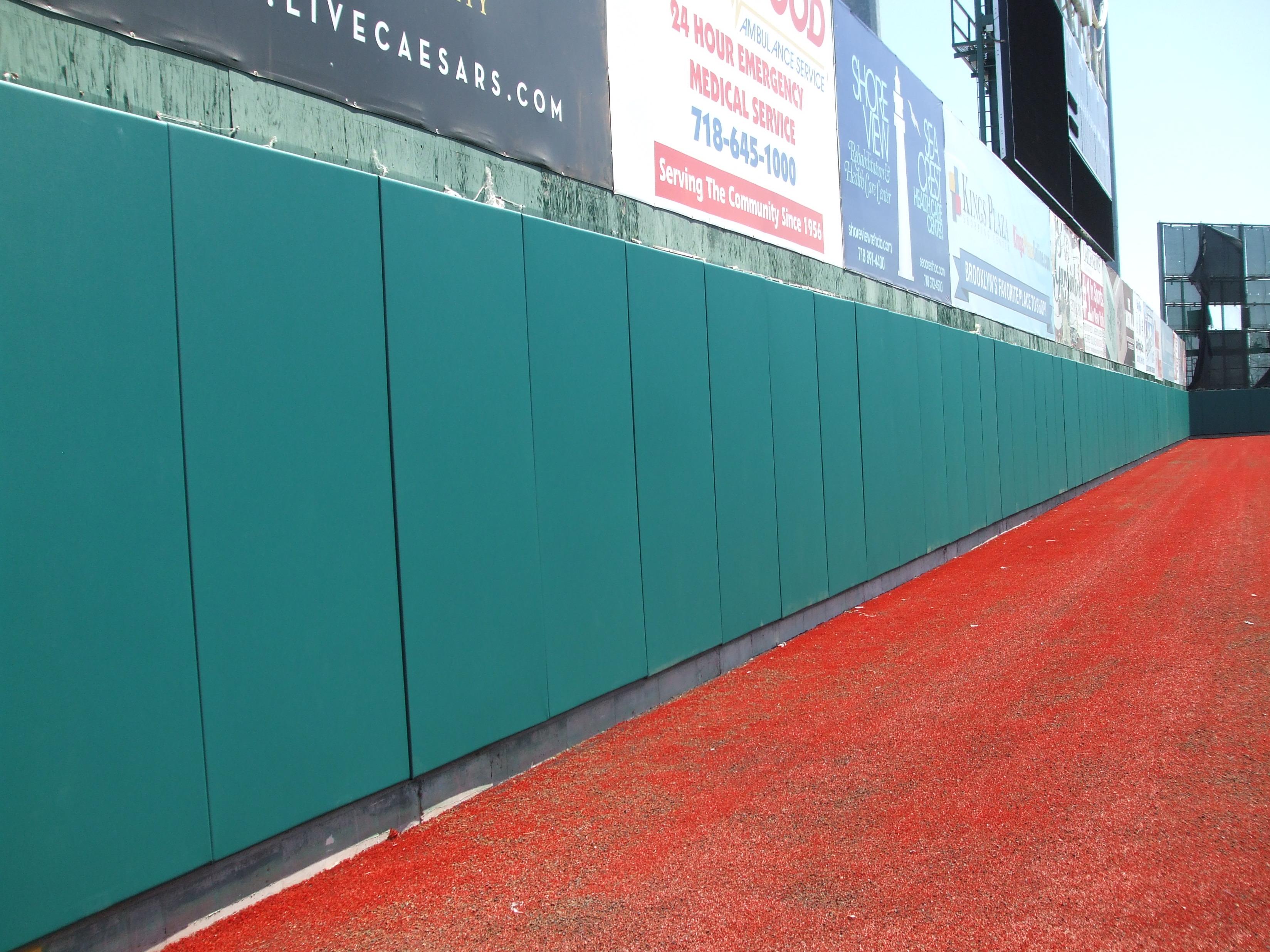 Wall Padding | Outfield Wall Padding