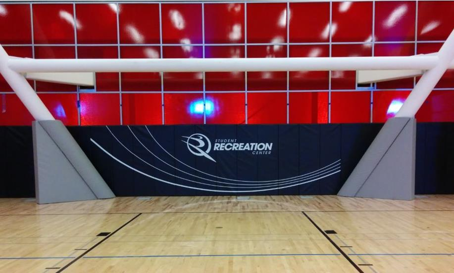 Indoor Wall Padding | Basketball