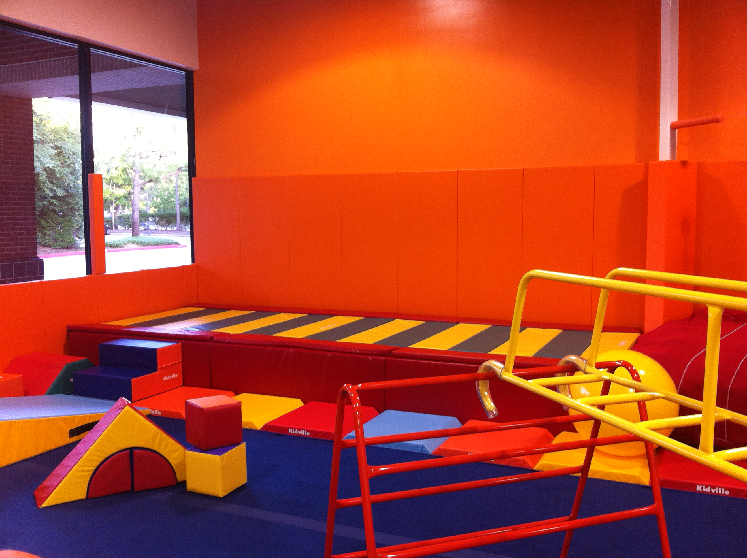Wall Padding | Play Area