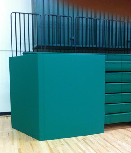 Wall Padding | Bleachers