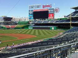 Wall Padding | Baseball Field