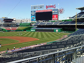 Sports Venue Padding - Washington Nationals Testimonial
