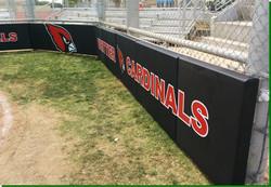 Backstop Padding | Outfield Wall Pad