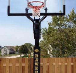 Basketball Post Padding | Outdoor