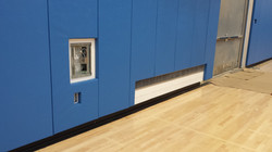 SportsVenuePadding Indoor Wall Pads
