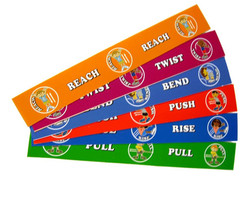 Activity Strips - Early Childhood Physical Activity