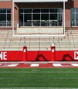 Wall Padding | Football Field Wall