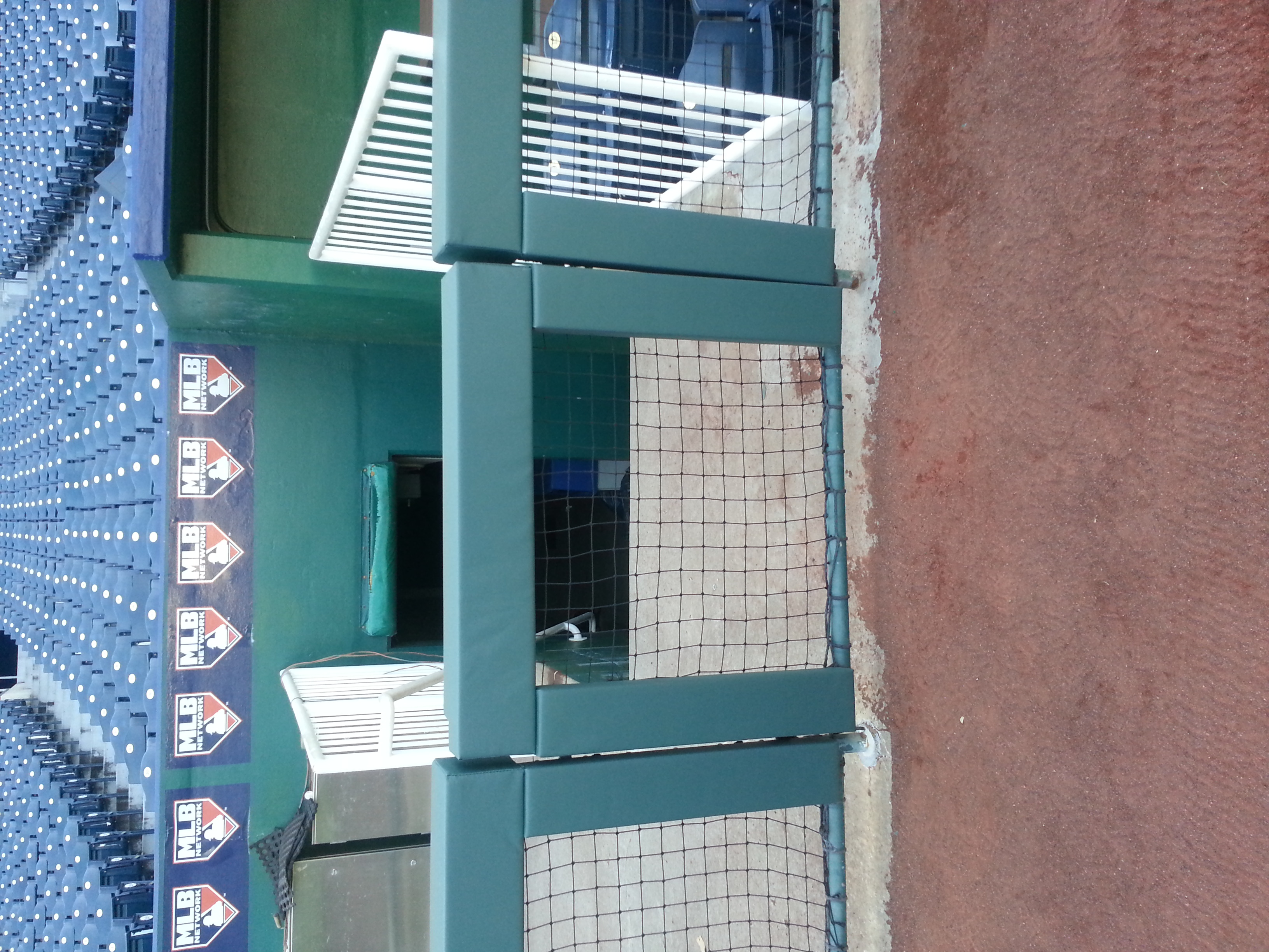 KC Royals | Field Gate Padding