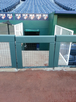 KC Royals | Field Gate Padding