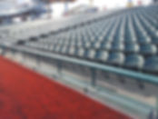 Sports - Perma Rail - Uni Rail - Baseball - Field Padding