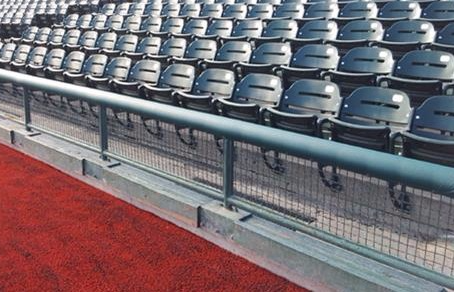 Rail & Wall Padding | Sports Fields