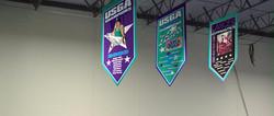 Printed vinyl banners | Basketball