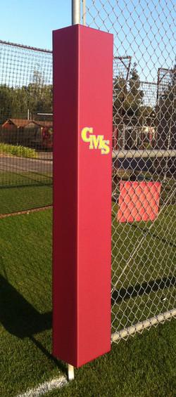 Field - Wall Pads - Post Padding