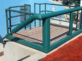 Sports - Perma Rail - Baseball - Field Padding