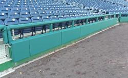 Wall Padding | Baseball Rail Pads