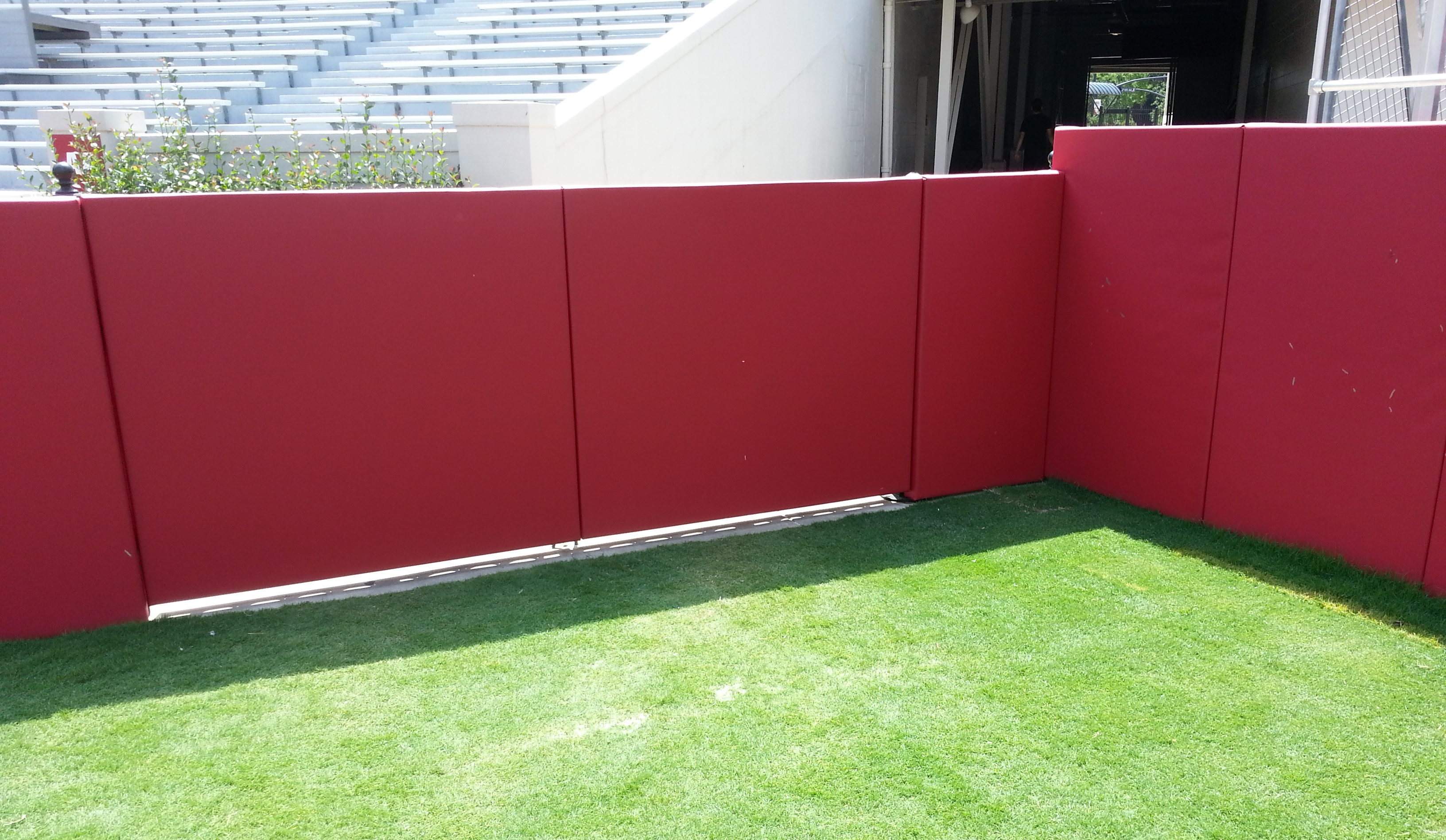 Gate Pads | Outfield Padding