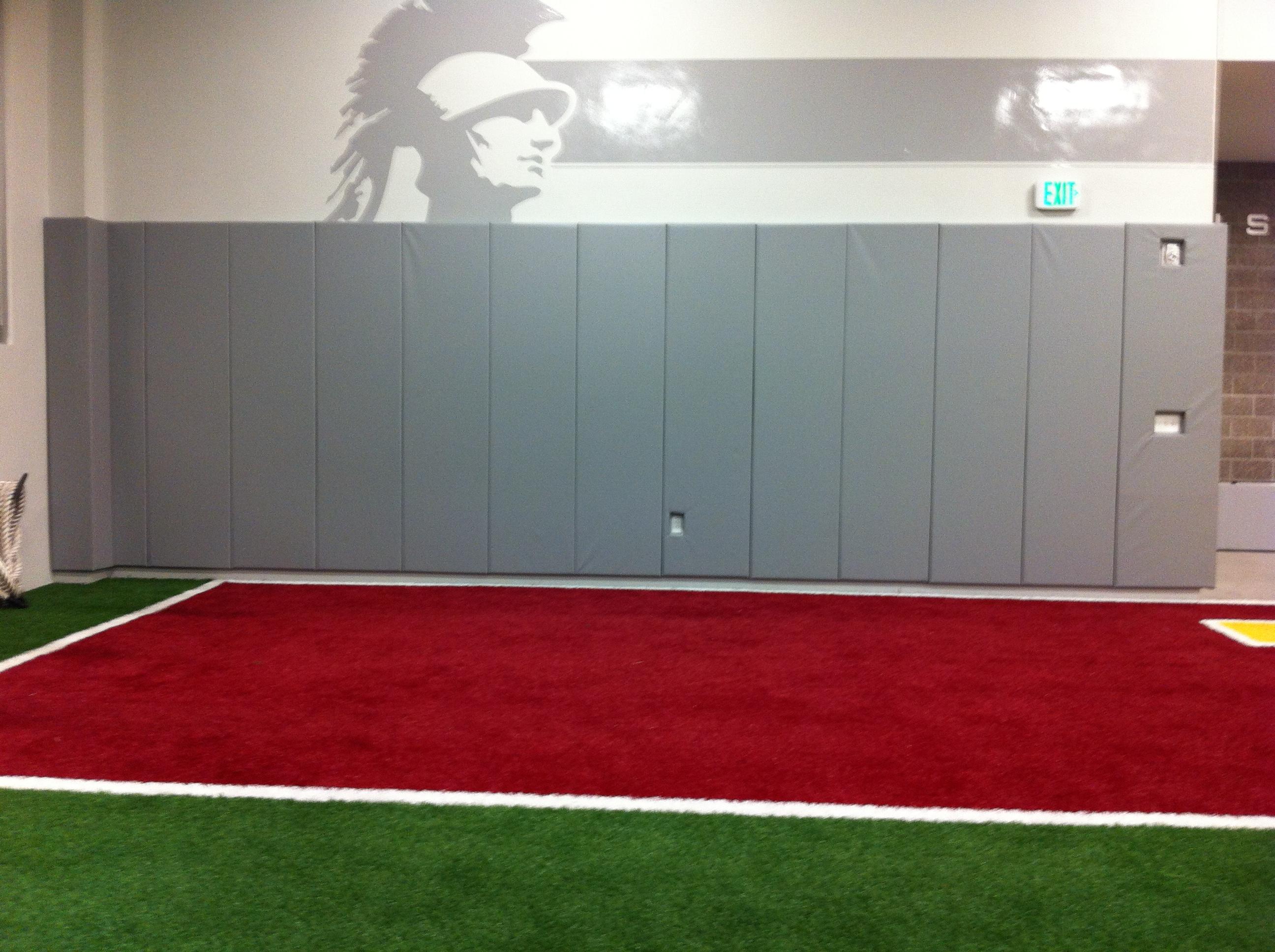 SportsVenuePadding | Indoor Wall Pad