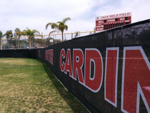 SportsVenuePadding.com | Windscreen | Privacy | Baseball Field Padding