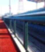Sports - Perma Rail - Baseball - Uni-Rail - Field Padding