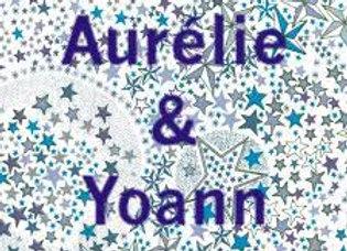 Liste de Naissance de Aurélie & Yoann