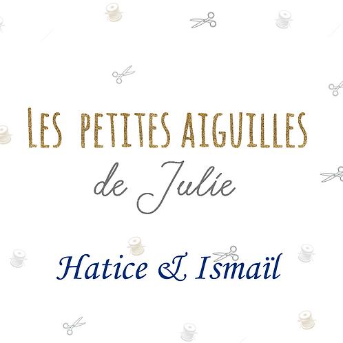 Liste de Naissance de Hatice et Ismaïl
