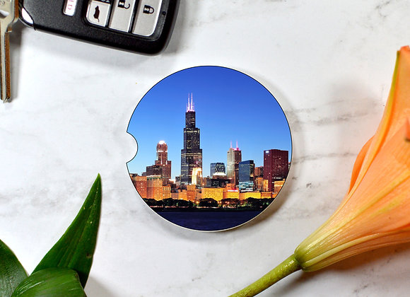 Willis Tower Car Coaster
