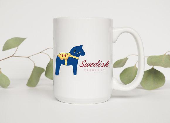 Swedish Princess Mug