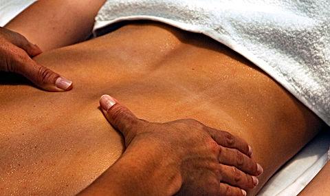Heerlijk ontspannings-, energetische massage