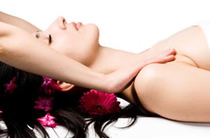 Massage, heerlijk ontspannen