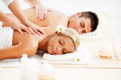 Hoofd, nek en schouder Massage 30 min