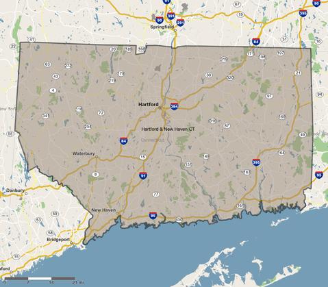 Market Research Hartford CT | Key Statistics, Data, and Demographics on