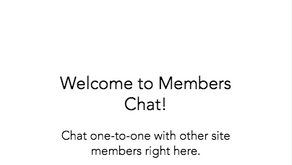 Member Chat Now Online