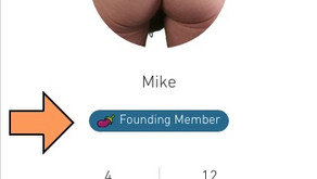 Become a Founding Member (FREE) or Forum Contributor (also FREE)