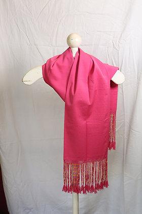 Raton de Chapira Pink with Yellow Beads