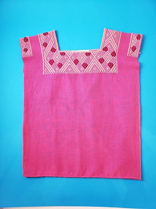 La Red Blouse - Children's Aldama (LBA)