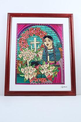 Calla Lily Flower Vendor