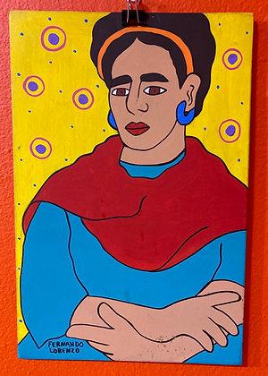 Painting - Frida